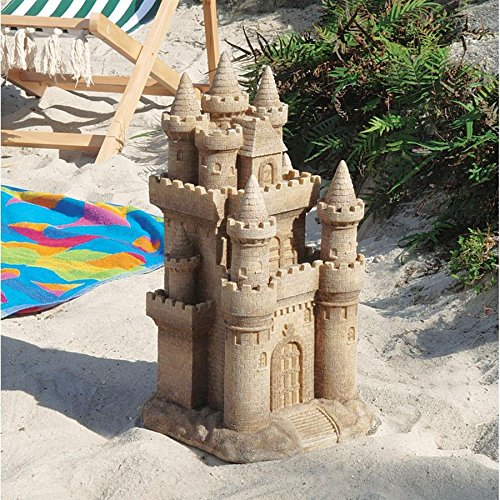 Design Toscano Castle by the Sea Sculpture For Sale