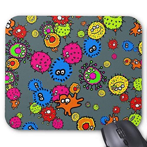 (Bacteria Wallpaper Mouse Pad 18