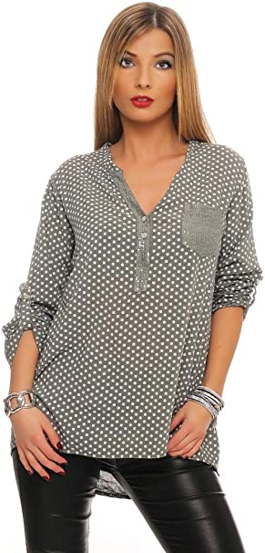 TALLA Talla única. Mississhop, hergestellt in EU - Camisas - para Mujer