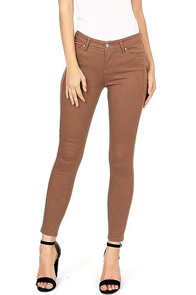 Amazon.com: Celebrity - Pantalón de mujer para mujer, color ...