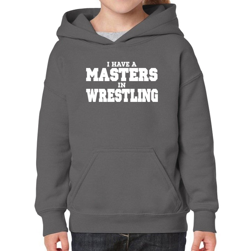 Teeburon I Have A Master In Wrestling Girl Hoodie