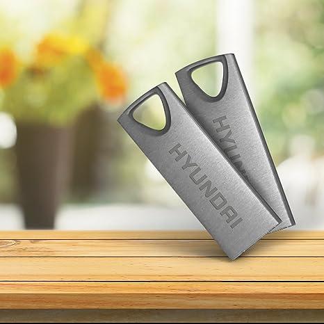 Amazon.com: Hyundai Bravo Deluxe 16 GB USB 2.0 Flash Drive ...