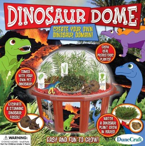 Dinosaur Dome Terrarium   B00198IJZK