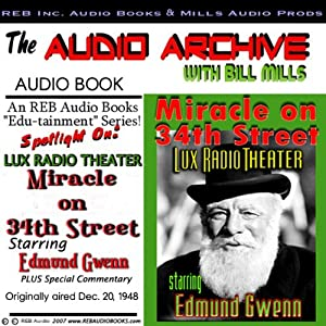 Miracle on 34th Street Radio/TV Program
