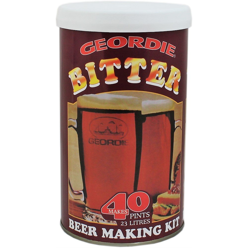 Geordie Bitter Home Brew Kit - Makes 40 Pints!