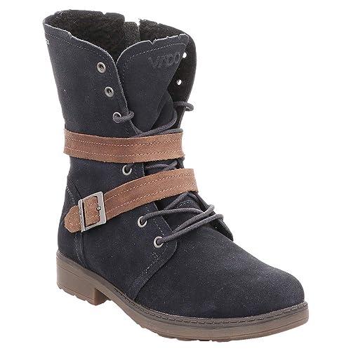 1776d9d39 Vado - Botas de Cuero para niña  Amazon.es  Zapatos y complementos