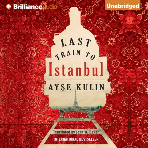 Bargain Audio Book - Last Train to Istanbul