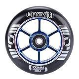 GRAVITI One Pair 100mm Pro Stunt Scooter Wheels