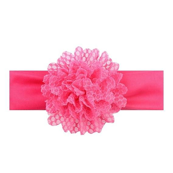 Stirnband erthome Kinder Baby Floral Crown M/ädchen Stirnb/änder Stirnband Fotografie Requisiten