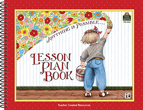 Anything is Possible Lesson Plan Book from Mary Engelbreit ()