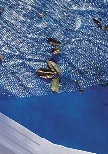 Color Azul Cobertor de Verano para Piscina Redonda de 400 cm de Di/ámetro Gre CPR400