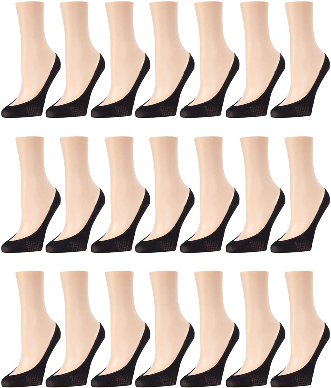 Shoe Inserts Inserts for Shoes Memoi Micro Mesh Liner 21 pair Pack
