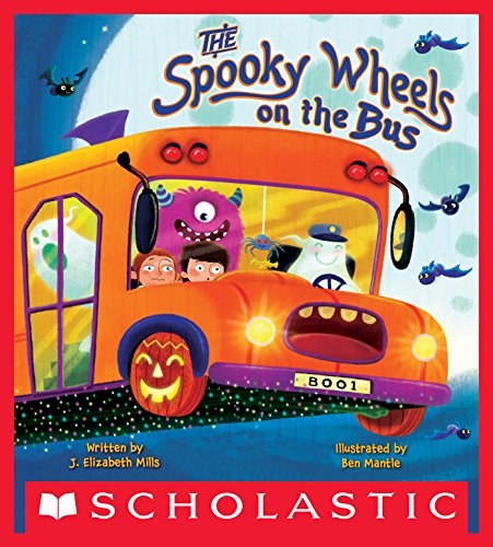 The Spooky Wheels on the Bus -