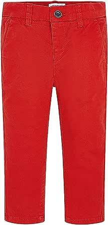 Mayoral, Pantalón para niño - 0512, Rojo