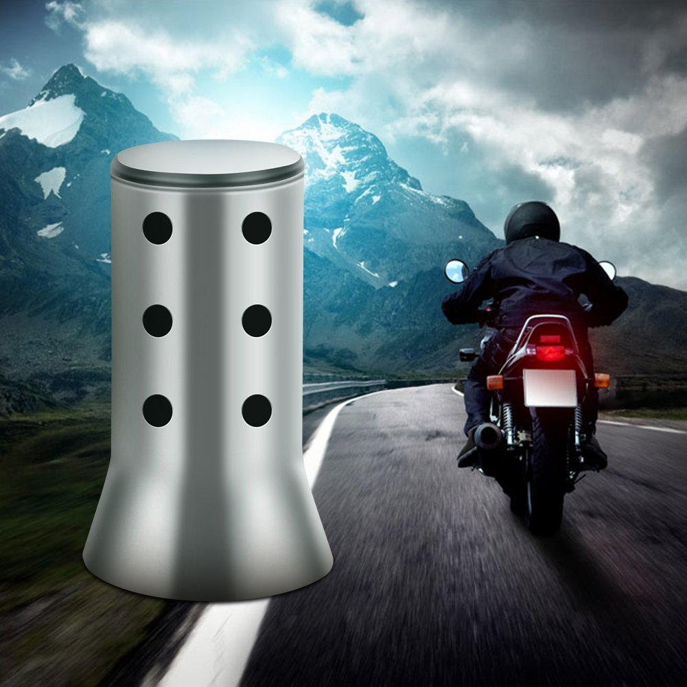 Exhaust Can Muffler Insert Baffle DB Killer Silencer 51MM for Universal Motorcycle