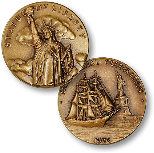 Statue Liberty National Monument Coin