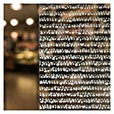 BDF 4POK Decorative Window Film Polka Dot Stripe (25in X 7ft)