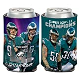 SUPER BOWL CHAMPIONS PHILADELPHIA EAGLES CAN COOLER 12 OZ. MULTI PLAYER