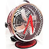 WBM HBM-7015A16 Himalayan Breeze Decor Fan - Red