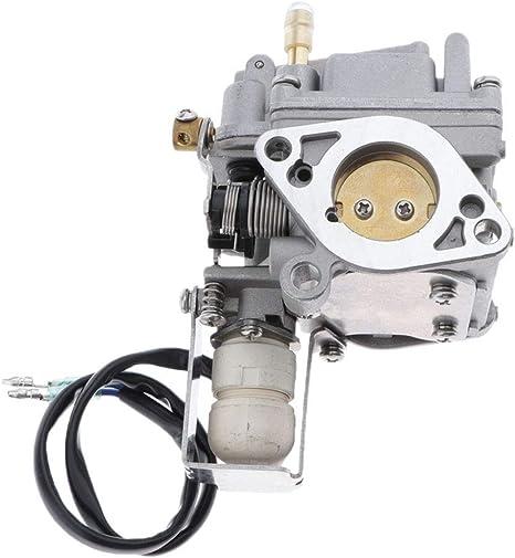 New Carburetor for YAMAHA 4 Stroke 15HP 20HP 6AH-14301-00-00 6AH-14301-20