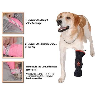VetGood Oversized Extreme Waterproof & Breathable Dog Boot
