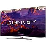 "Smart TV 4K 65"", Painel IPS 4K UHD, ThinQ AI, webOS 4.0, Design Ultra Slim, DTS Virtual X, Sound Sync, HDMI USB, LG..."