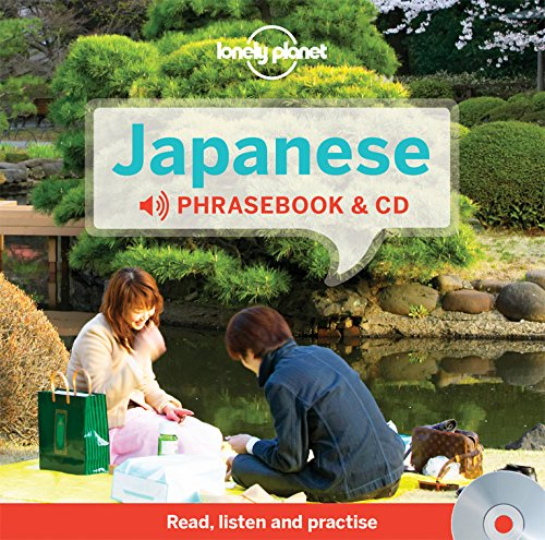 Lonely Planet Japanese Phrasebook and Audio CD ()