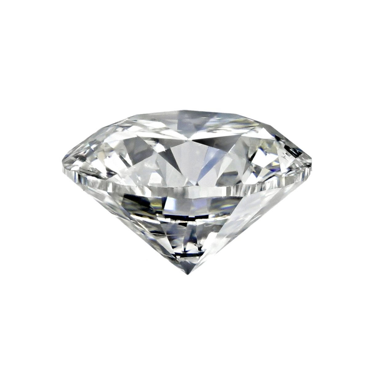 GIA Certified Round Natural Loose Diamond ( Carat: 1.05 , Color: H, Clarity: I1 ) by Amazon Collection (Image #2)