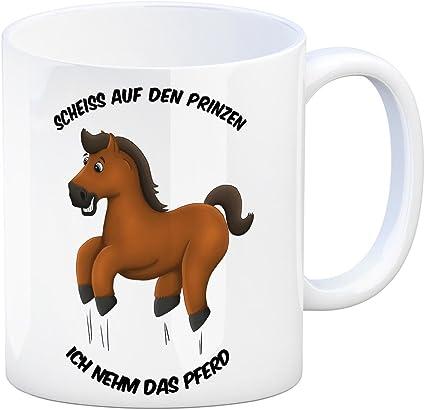 Auf pferd spruch prinz Prinz Georg