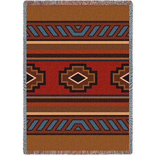 Pure Country Inc. Chimayo Tapestry Throw by Pure Country (Image #2)