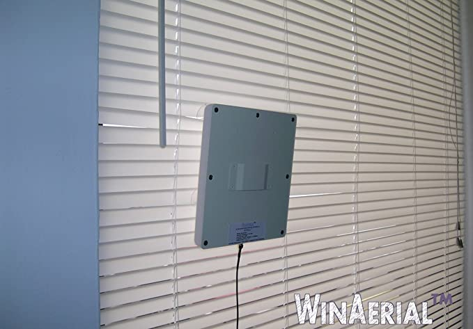 Amazon.com: WinAerial™ Antenna for Vodafone E618 No-Installation On-Window: Cell Phones & Accessories