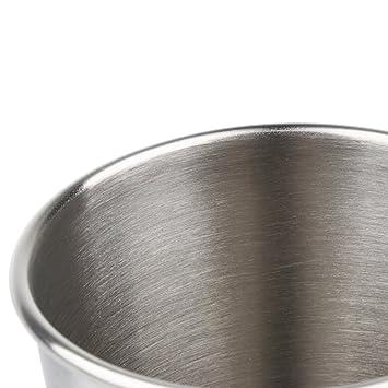 Heavy Duty Pint-Glas aus Edelstahl Pint Cup Trinkbecher mit einer Kapazität von