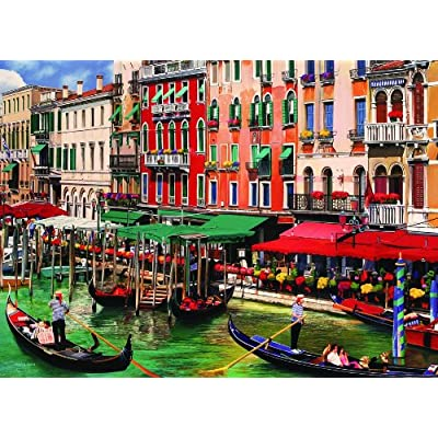Jigsawpuzzle Smith A Vacanze A Venezia 2000 Pezzipieces Cobble Hill Cod 625012507059
