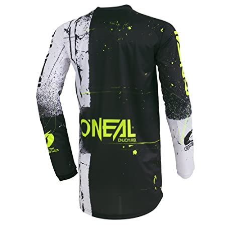 2019 O/'Neal Element Racewear Villain ZEN Shred Jersey Trikot motocross Enduro