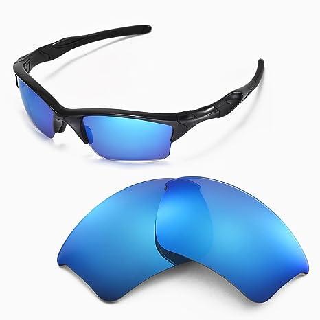 Sunglasses Restorer Lentes de Recambio Polarizadas Ice Blue Para Oakley Half Jacket 2.0 XL