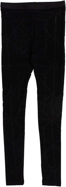 Gareth Pugh Women's Tile Woven Leggings /38 4 Black 61xnFzfGkcLUL1500_