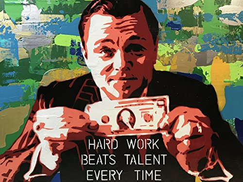 Amazon.com: The Wolf of Wall Street Pop Art Print - 14\