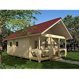 Best Epic Trends 61xnHCLxqZL._SS300_ Allwood Timberline | 483 SQF Cabin Kit
