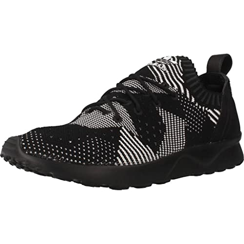 b9301cfc9a022 adidas Womens Originals Womens ZX Flux ADV Virtue Trainers in Black - UK 6   Amazon.co.uk  Shoes   Bags