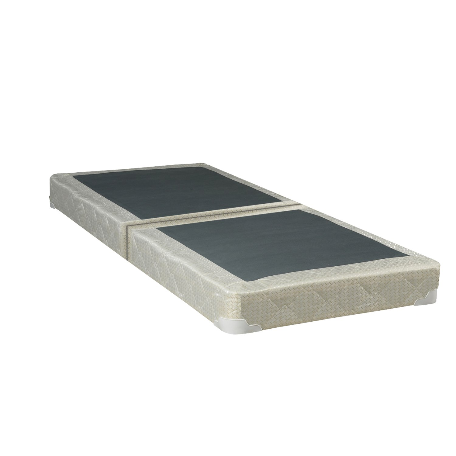 Twin XLSize P Continental Mattress 440C-3//3XL-3S8-inch Fully Assembled Split Box Spring//Foundation for Mattress