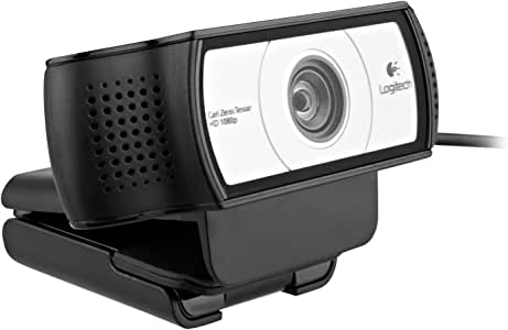 Logitech C930e USB Desktop or Laptop Webcam HD 1080p Camera(Renewed)