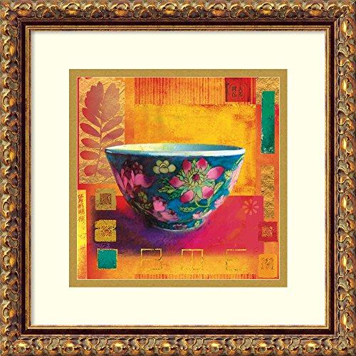 Framed Art Print 'Hong Kong Blossom' by Linda - Linda Hong Kong