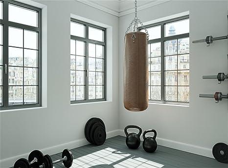 Amazon.com : leowefowa 10x8ft gymnasium backdrop interior fitness