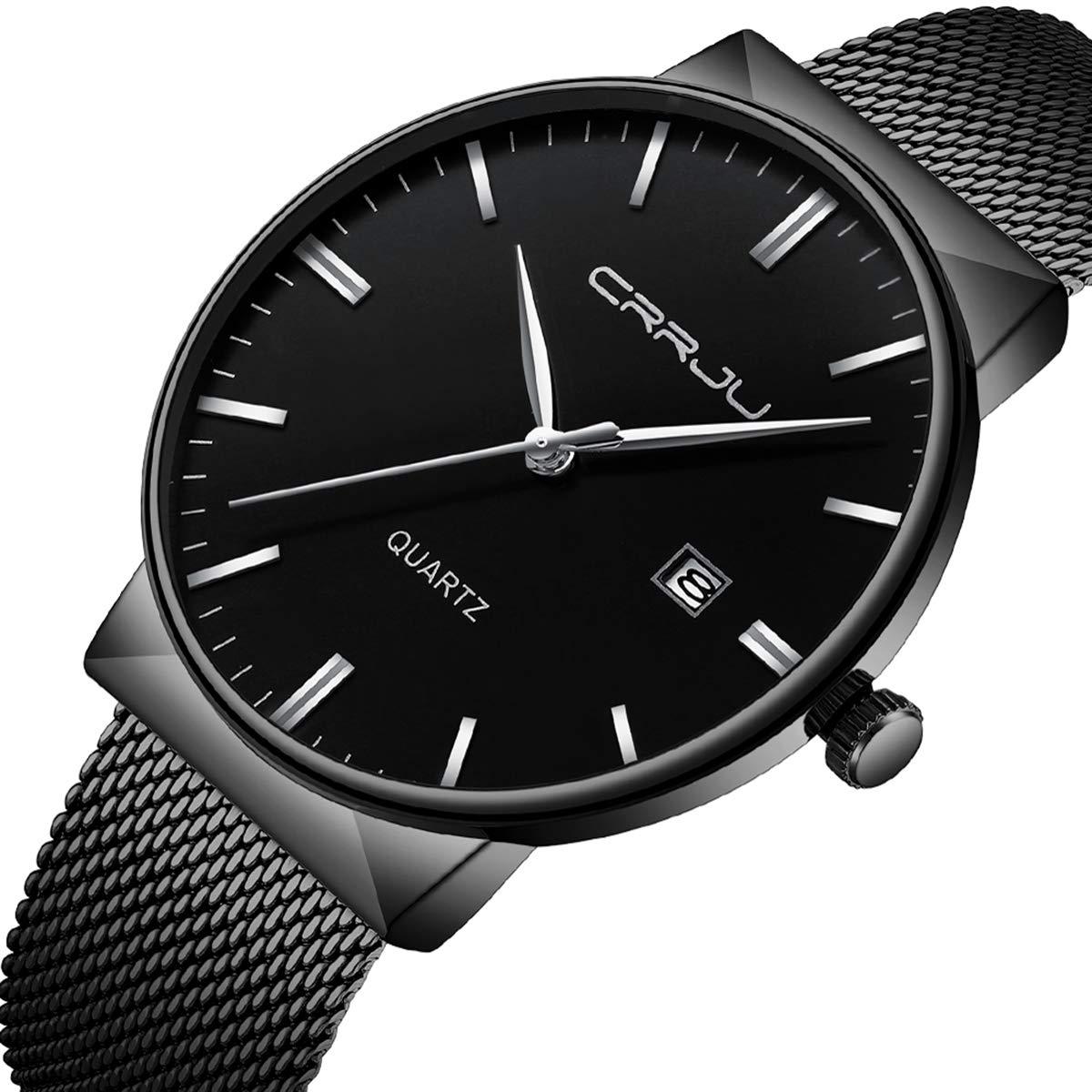Discreet Luxury Women Bracelet Watches Stainless Steel Mesh Band Sports Business Quartz Wrist Watch Casual Ladies Girls Dress Clock Usps Yet Not Vulgar Watches Men's Watches