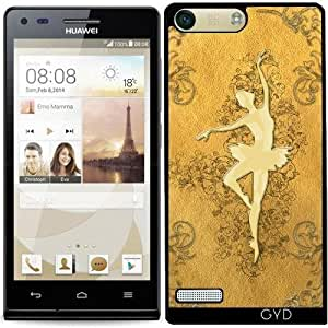Funda para Huawei Ascend P7 Mini - Bailarina by nicky2342