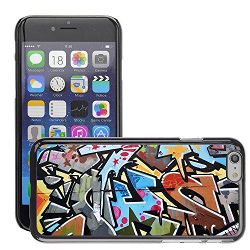 """Premio Sottile Slim Cassa Custodia Case Cover Shell // V00002249 Graffiti abstrait // Apple iPhone 6 6S 6G 4.7"""""""