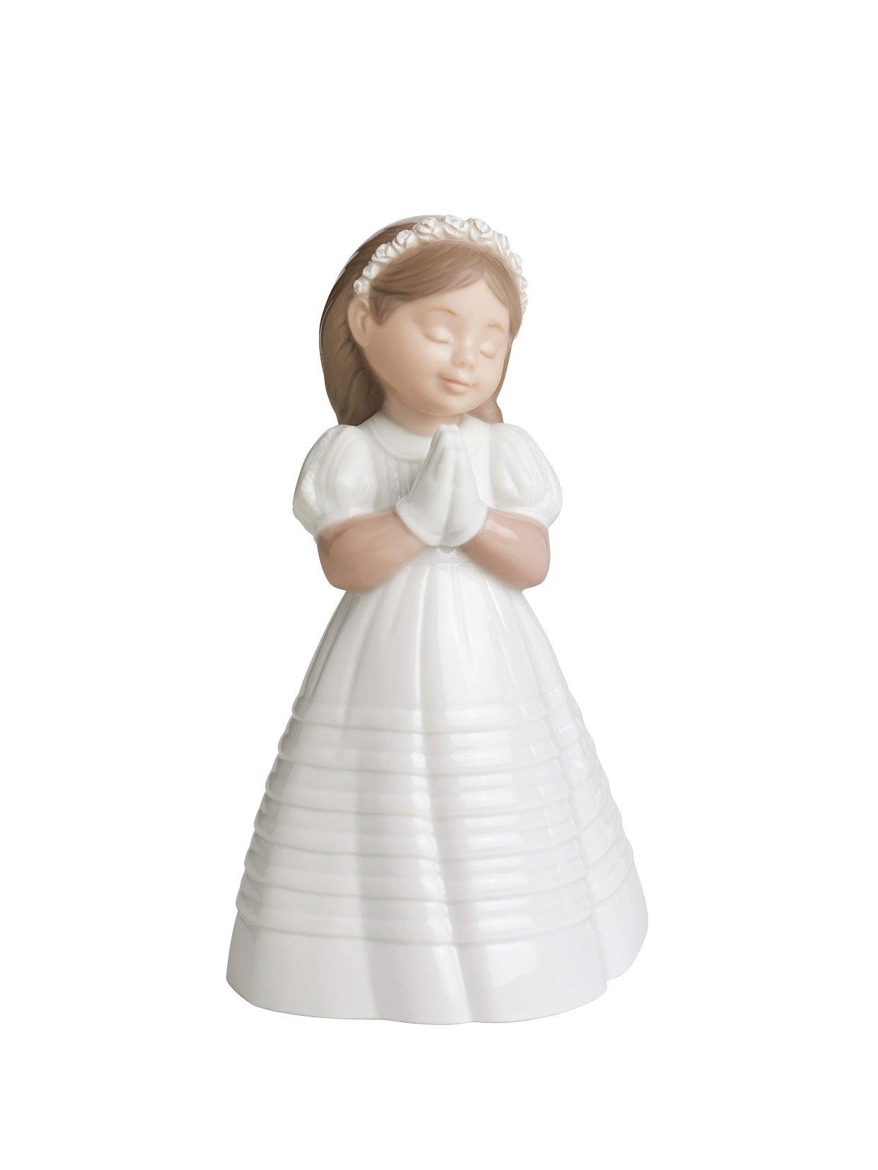 NAO My First Communion. Porcelain Communion Figure.
