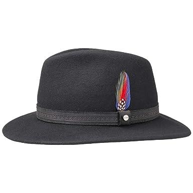 68e56f35b3c5c Stetson Marlon Traveller Wool Felt Hat Men