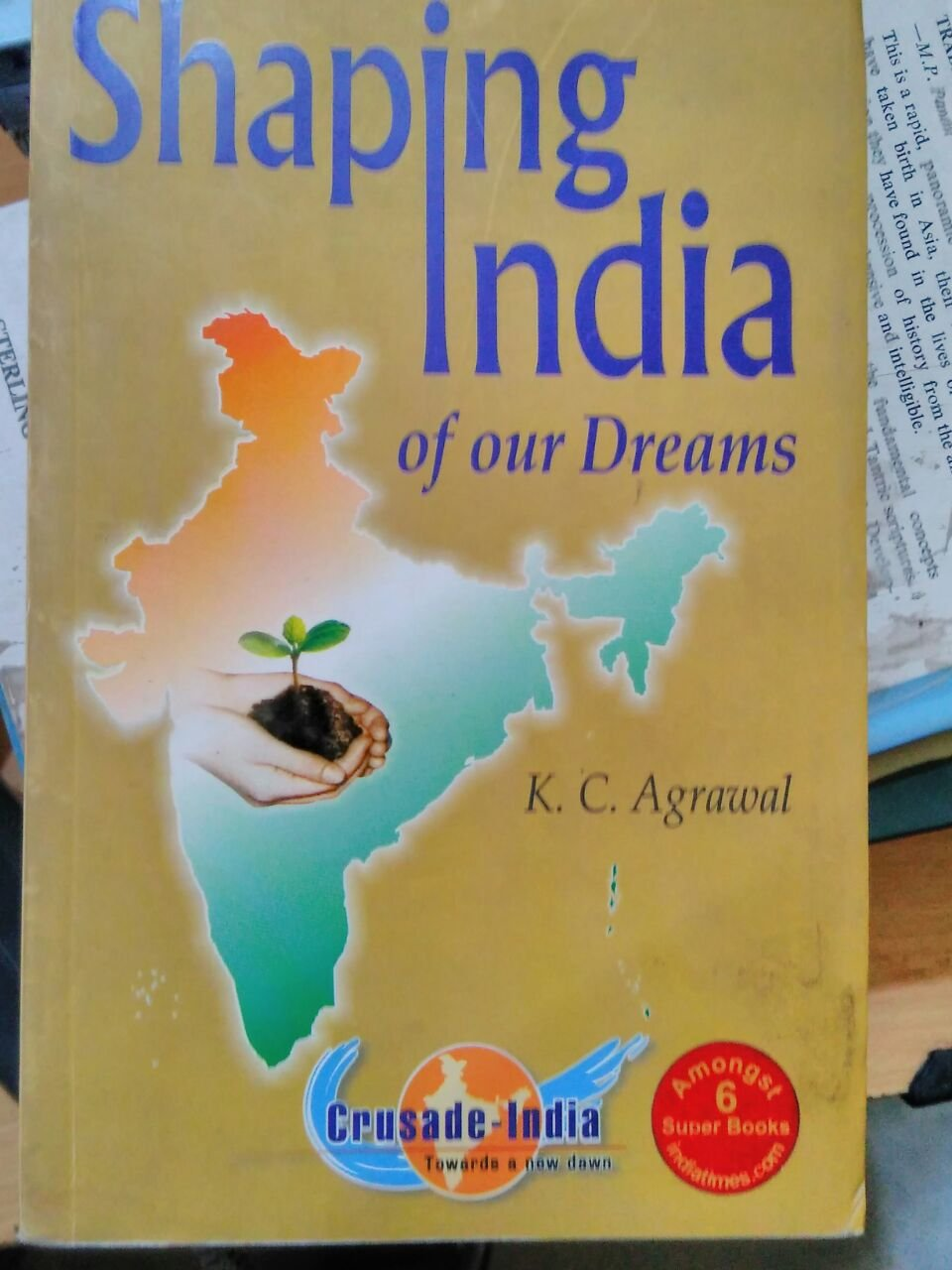 Shaping India of Our Dreams pdf