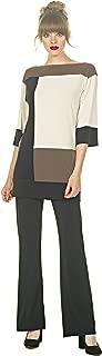 product image for Eva Varro Women's 3/4 Sl London Girl Tunic